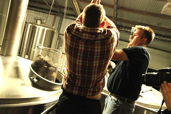Crafty Snaps: Stone & Wood's Stone Brew 2012