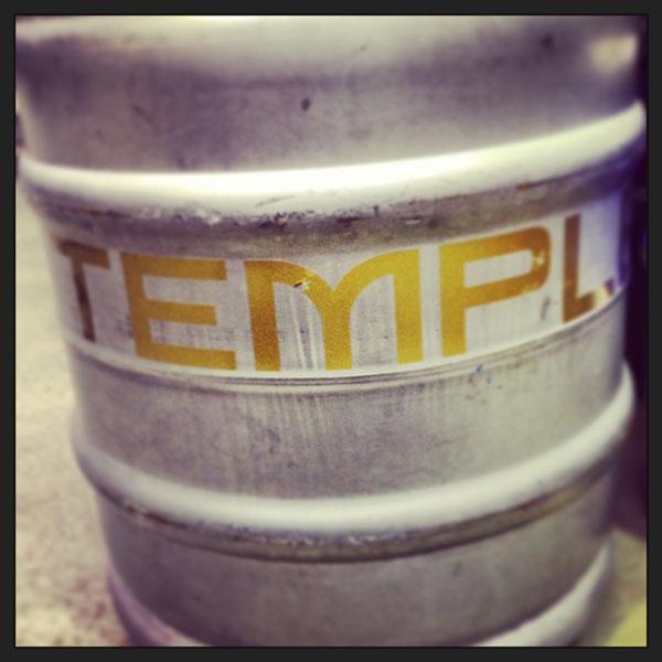 Temple-keg