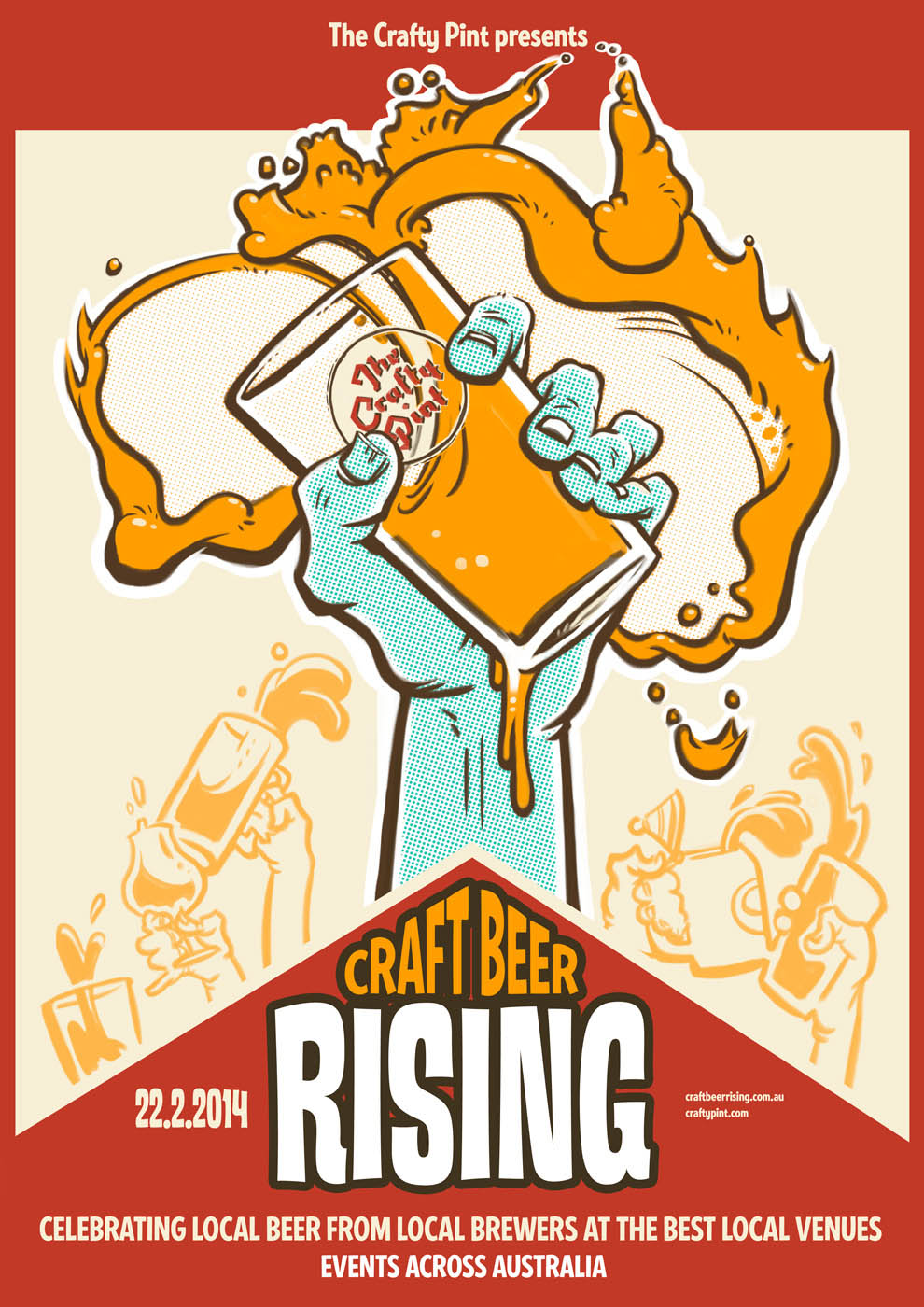 Craft Beer Rising The Crafty Pint