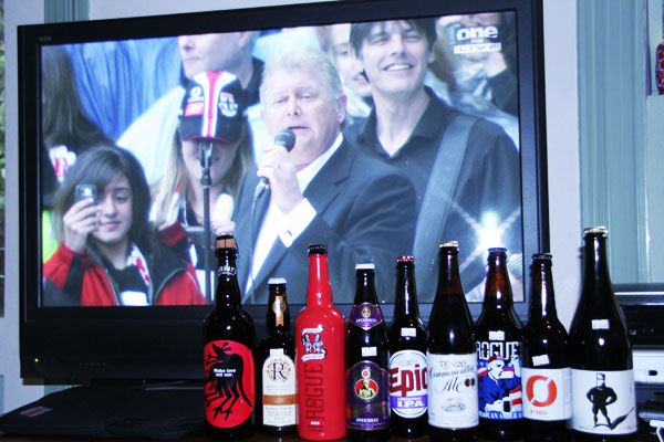 Grand Final Beers