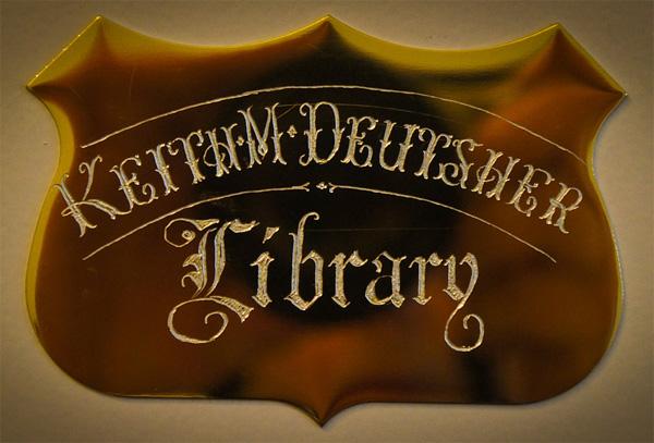 Keith-Deutscher-library