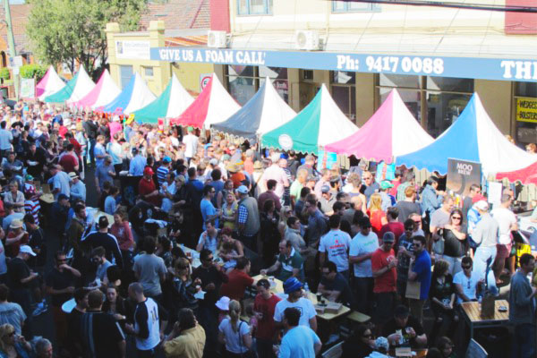 Beer Festivals: Willoughby Craft Beer Fair