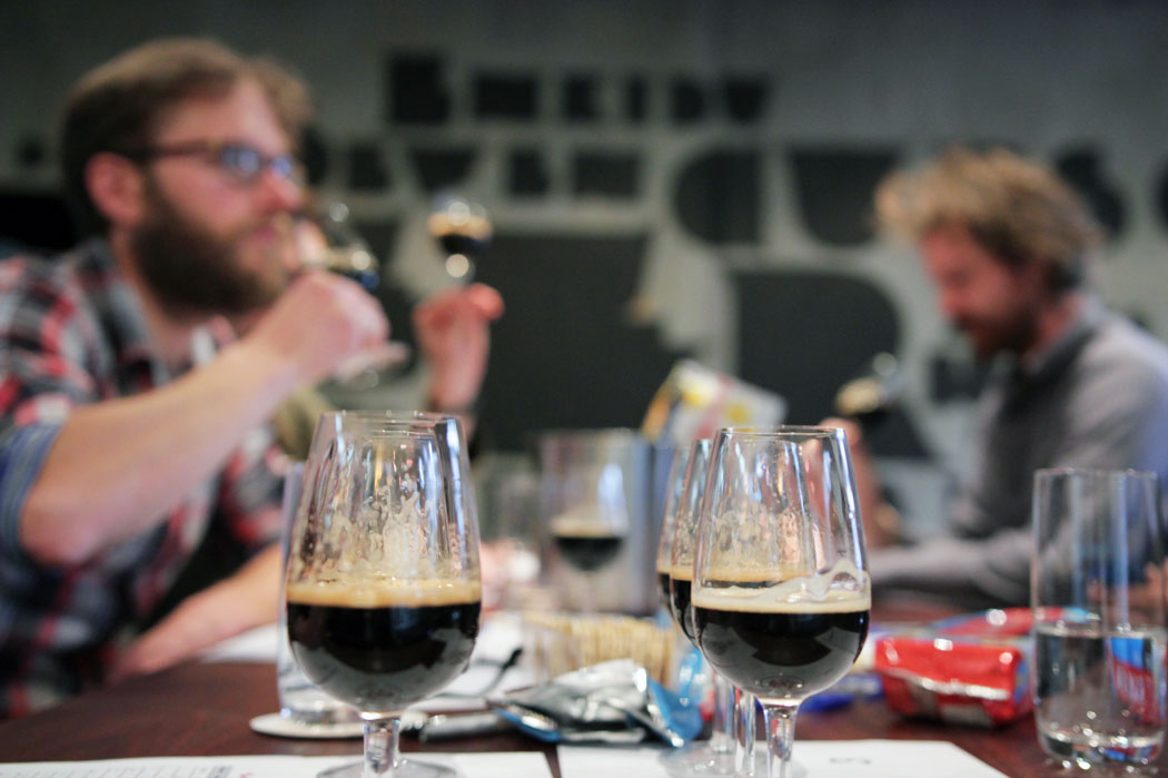 Getting Blind With Crafty: Porter