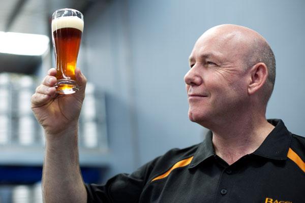 Brew & A: Bacchus Brewing